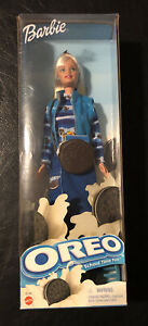 OREO Barbie School Time Fun Doll 2001 Mattel #55194 NRFB