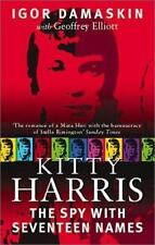 Kitty Harris: The Spy with 17 Names-ExLibrary