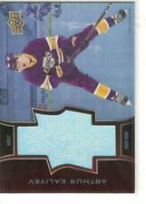 20-21 UPPER DECK  EXTENDED SPX FINITE SPECTRUM ROOKIES # 39 ARTHUR KALIYEV 24/99