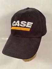 CASE Trucker Hat. Black, White, Construction Yellow