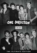 ONE DIRECTION-FOUR (DLX)  (UK IMPORT)  CD NEW