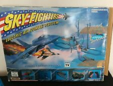 Vintage Matchbox Sky Fighters Electric Air Combat System -Complete