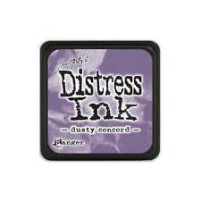 Tim Holtz - Mini Distress Ink Pad - DUSTY CONCORD - Purple