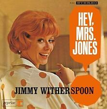Jimmy Witherspoon - Hey, Mrs. Jones - 2014 (NEW CD)