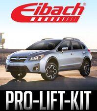 For 2017 Subaru Crosstrek Xv Eibach Pro Kit Lift Springs 1 Front