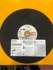 Stihl Blade Disc 14 Cut Off Saw Oem K Me