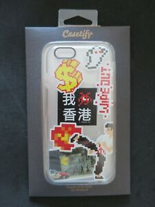 Space Invader i-Phone 6 Case featuring Stickers