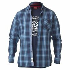Checked Big & Tall 5XL Chest Formal Shirts for Men