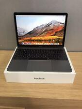 MacBook 2017 Retina 12-inch Core M3 1.2GHz 8GB RAM. Apple Warranty