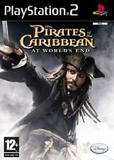 PlayStation2 Pirates Of The Caribbean At Worlds End ,tested