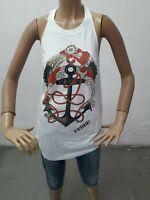 Maglia GIANFRANCO FERRE' Donna T-shirt Woman Polo Femme Taglia size XXL 8577