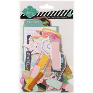 American Craft Heidi Swapp Hello Today Collection Memory Planner Ephemera Pack