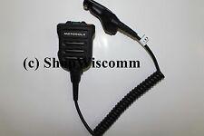 Motorola NMN6274 - APX XP IMPRES Remote Speaker Microphone, 3.5mm Audio Jack
