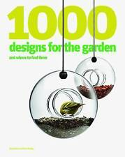 1000 Designs for the Garden and Where to Find Them, Ian Rudge, Geraldine Rudge,