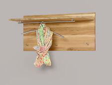 Wandgarderobe Garderobe 5137-6 Paneel wildeiche massiv Eiche Holz