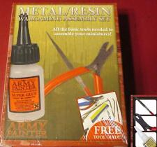Army Painter Hobby Metal Kit Starter Set Supplies TAP ST5109