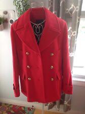 Gorgeous! NWOT jcrew wool stadium cloth coat jacket women's