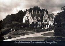 ~Schloß Altenstein in Bad Liebenstein Thüringen~ Orig.Photographie~1938~Max Baur