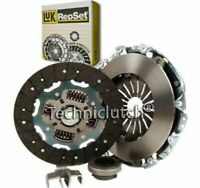 LUK 3 PART CLUTCH KIT FOR OPEL CALIBRA COUPE 2.0I 16V
