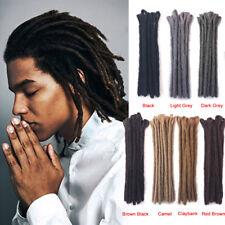 30cm Synthetic Dreadlocks Handmade African Dreads Crochet Braids Hair Extensions