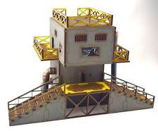 Industria de guerra – 28 mm energía defensiva torre de servicio – Necromunda 40K warhammer