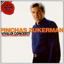 Vivaldi Concerti Pichas Zukerman and English Chamber Orchestra