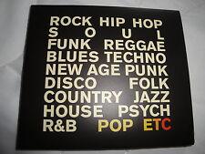 Pop Etc - Pop Etc UK CD Synth Pop Indie Rough Trade Owl City