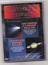 DVD L documental'Espacio Cometas y Sistema Solar
