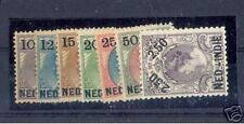 Ned. Indie  catnr 31-7  postfris/ mint luxe ( MNH)