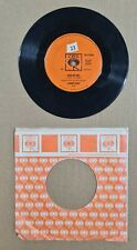 45 RPM Johnny Cash Ring Of Fire Id Still Be There Columbia Vinyl Record 42788 VG