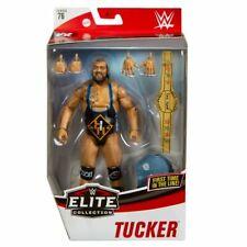 WWE Mattel Heavy Machinery Tucker Elite Series #76 Figure