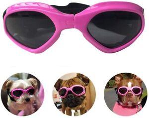 Extra Small Dog Sunglasses Doggy Goggles UV Sun Glasses Eye Protection XXS XS S