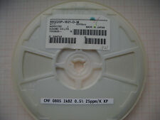 5000x 1k82 0,5% 25ppm 0805 RR1220P-1821-D-M Susumu SMD Widerstand BF0805 1 Rolle