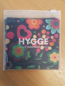 HYGGE Band Headband Bandana Flower Punch Floral Gym Running Runner Face Covering