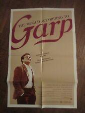 The World According To Garp  - Original 1sheet Movie Poster - Robin Williams