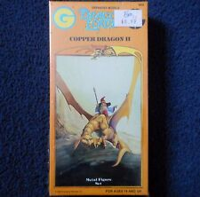 1989 Copper Dragon 2 Lords Grenadier Models 9608 Dungeons & Dragons AD&D Wyrm
