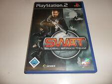 PlayStation 2 SWAT-Global Strike Team