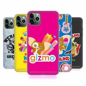 OFFICIAL GREMLINS GRAPHICS SOFT GEL CASE FOR APPLE iPHONE PHONES