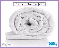 **Anti-Allergy** 10.5 Tog Cot Bed Duvet/Quilt For Nursery/Baby/Toddler/Junior