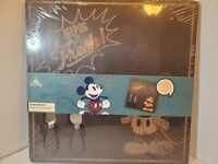 """Disney Mickey Mouse  """"Keeping It Fresh"""" Cheese Board new"""
