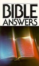 Bible Answers: Studies in the Word of God to Light