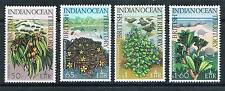 B.I.O.T. 1975 Wildlife 3rd Series SG 77/80 MNH
