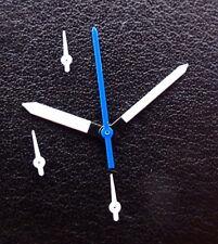 Puntero para Miyota Quartz chronograph 0s10, 0s20, etc. 1,20/0,70/0,18 - conjunto de puntero
