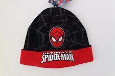 Marvel Ultimate Spider-Man Boy's-Men's Winter Hat Ages 14+ NWT