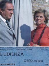 Dvd L'UDIENZA - (1979) *** Claudia Cardinale Vittorio Gassman *** ......NUOVO