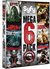 NEW Syfy Mega 6 Pack - Maneater Series (DVD)