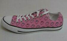 Converse Size 10 Hello Kitty Pink Sneakers New Mens Shoes