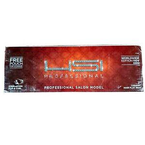 HSI Professional Glider | Ceramic Tourmaline Ionic Flat Iron Hair Straightener