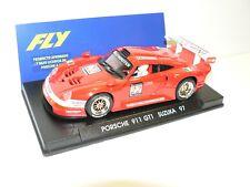 Fly Porsche 911 gt1 disparaitra 97 Lucchini NEUF