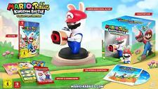 Nintendo Interruptor Mario & Y Rabbids Reino Batalla - Coleccionista Edition